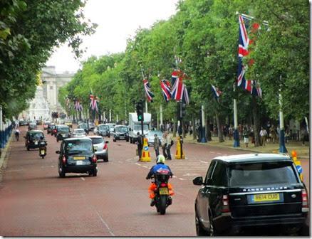 London mall