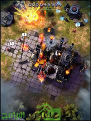 لعبة الطائرات الحربية المثيرة Sky Force 2014 للأندرويد-4