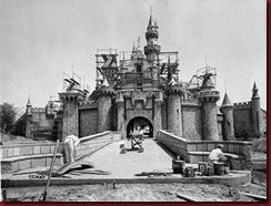 Construção da Disney World