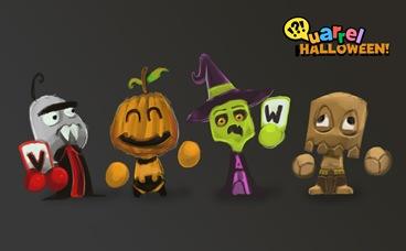quarrel halloween lineup