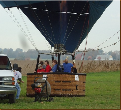 Hot air balloon 4