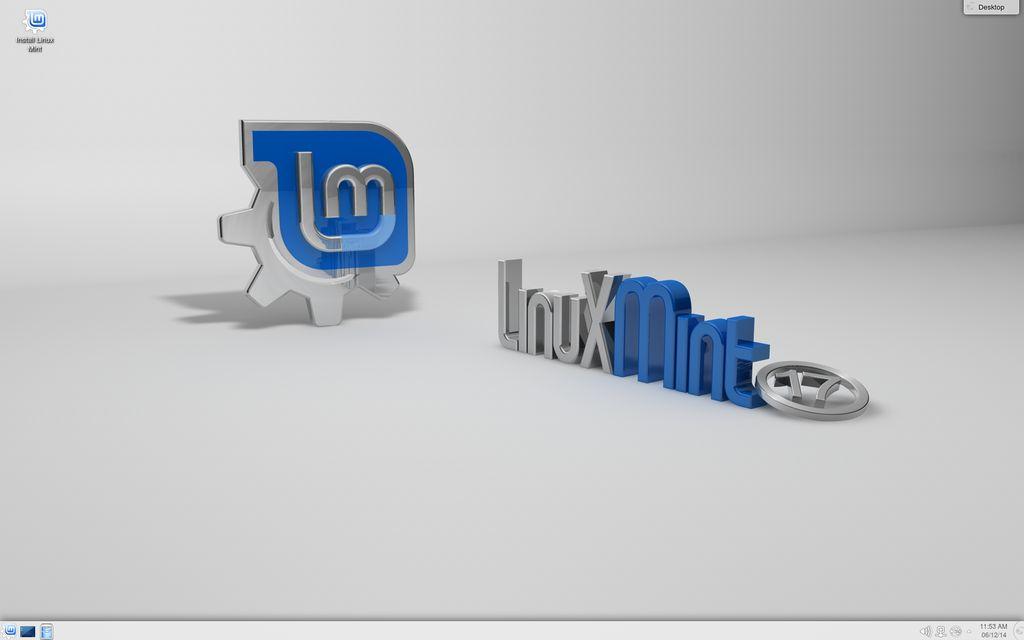 Linux Mint 17 Qiana KDE