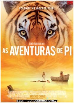 5126495c59c20 As Aventuras de Pi   DVDR