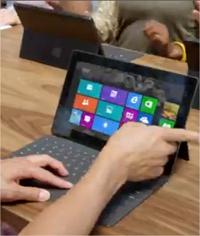 Todos los comerciales de Windows 8