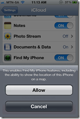Lock Or Wipe Your Stolen iOS 5 Devices Including Your iPad and iPhone_4