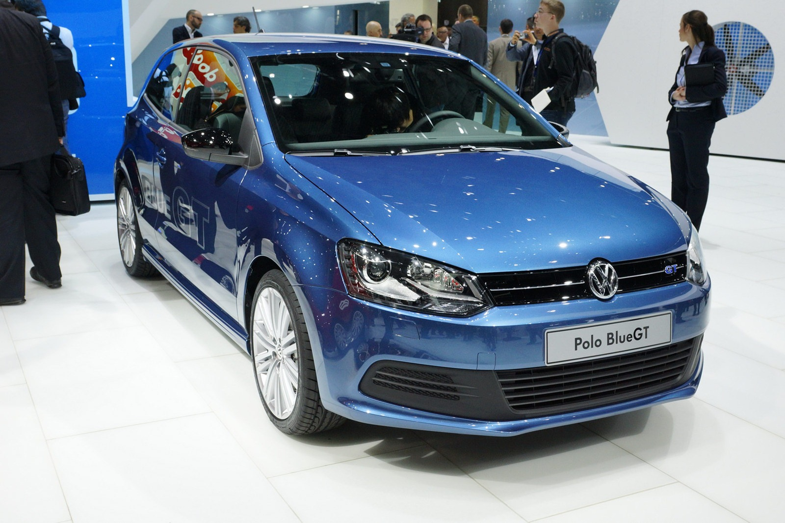 vw new car releaseNew Volkswagen Polo BlueGT released  Nordschleife Autoblahg