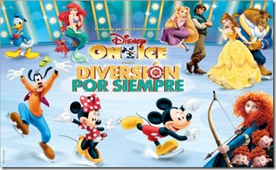 disney on Ice reventa de boletos en linea la diversion por siempre