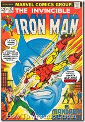 P00201 - El Invencible Iron Man #57