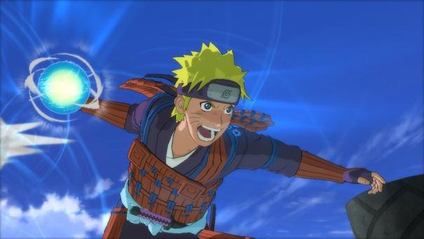 Naruto Uzumaki (Armadura)