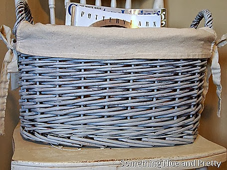 painted basket 003