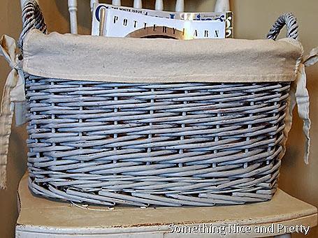 painted basket 003