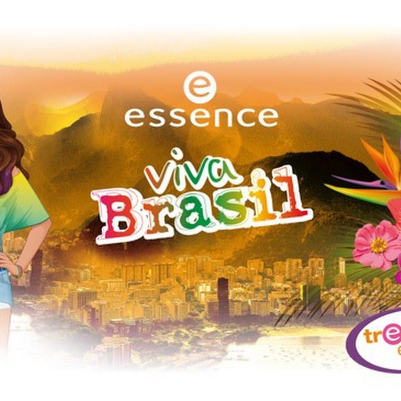 """Essence trend edition """"Viva Brasil"""""""