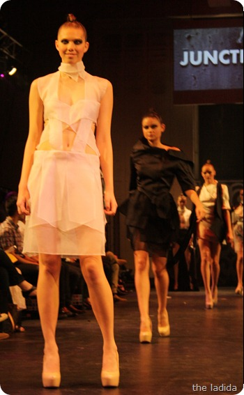 Chattida Prasartkul - Raffles Graduate Fashion Show 2012 - Junction (37)