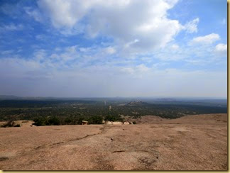 2014-04-27 -1- TX, Enchanted Rock - Hike with Cassie and Logan -031
