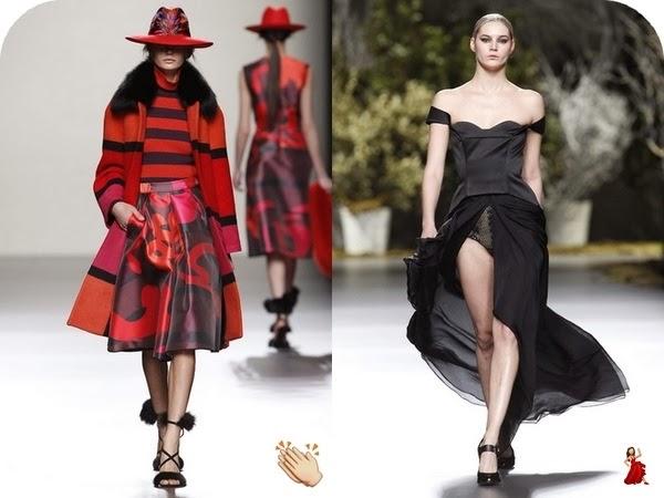 Madrid Fashion Week Otoño Invierno 2014 2