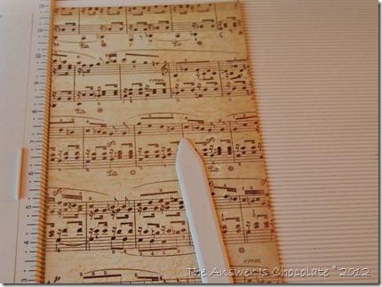 Martha Stewart Scoring Board