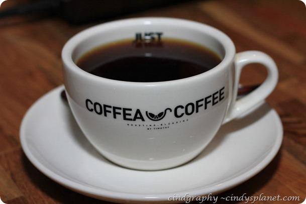 Coffea Coffee Brazil Cerrado