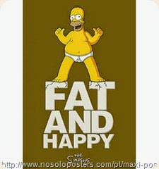 poster-los-simpsons-homer-gordo-y-feliz