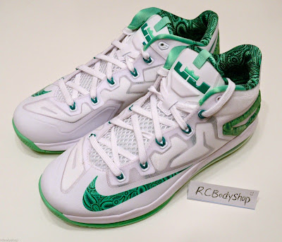 nike lebron 11 low gr easter 3 10 Release Reminder: Nike Max LeBron XI Easter Collection