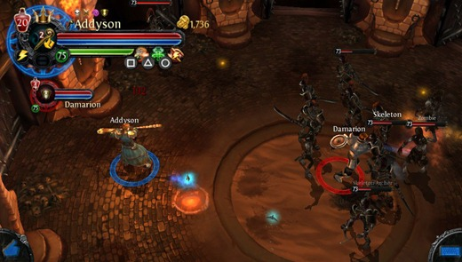 dungeon hunter alliance walkthrough, dungeon hunter alliance ps vita release date