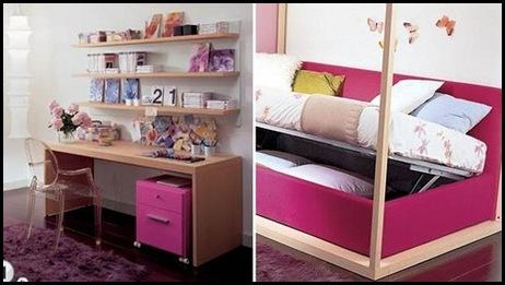Mobiliario para dormitorios decoraci n de interiores de for Muebles dormitorio ninos