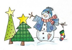 snowmanquilted