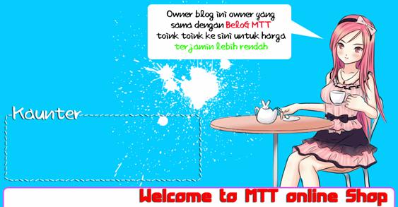 MTT online shop