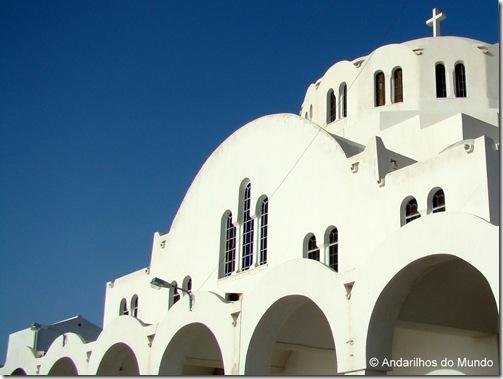 Catedral Ortodoxa de Santorini