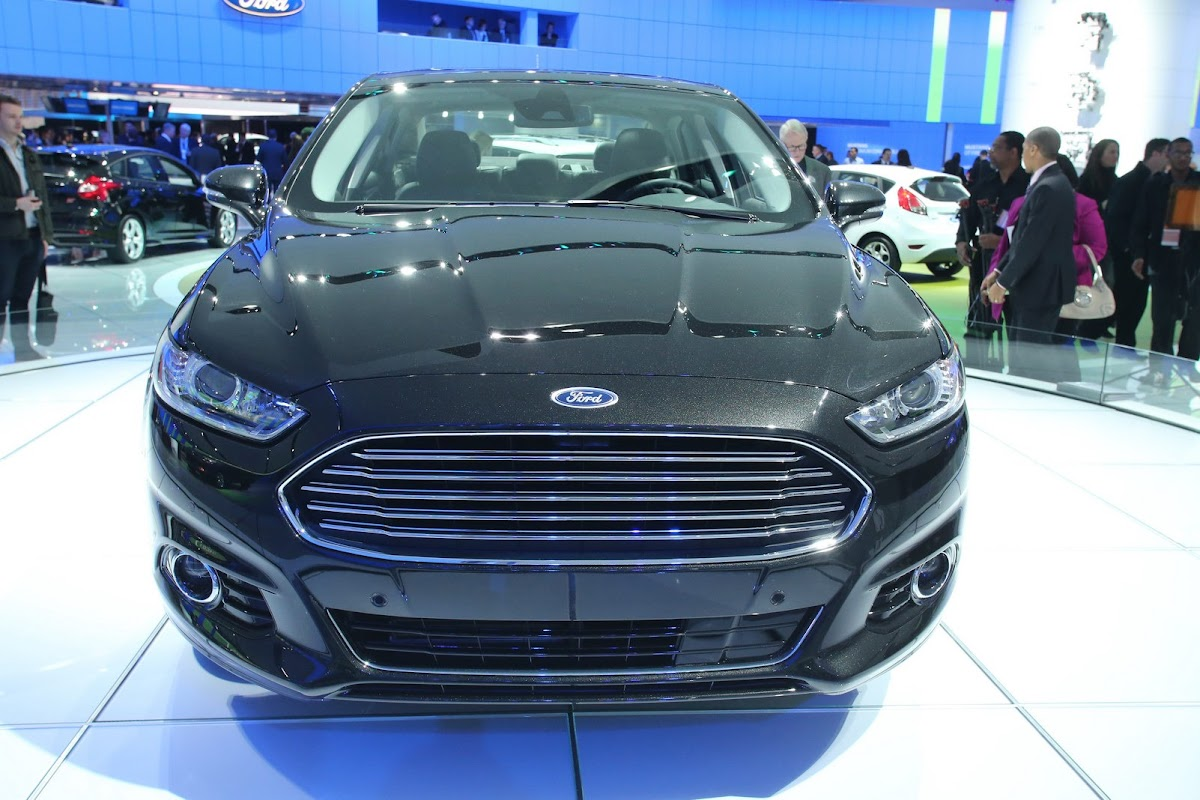 2013 ford fusion 1