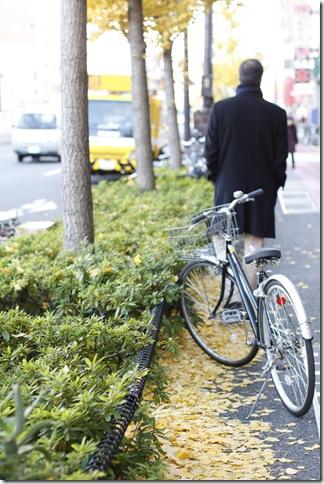 Paseando por Ota-Ku. Tokyo. El Cuaderno de Pili