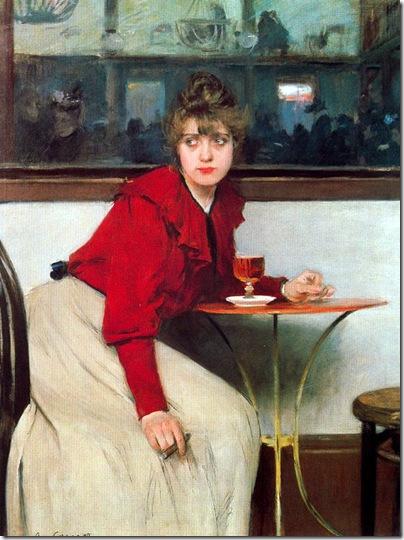 ramon casas i carbo_Madeleine-el ajenjo(absenta) 1892