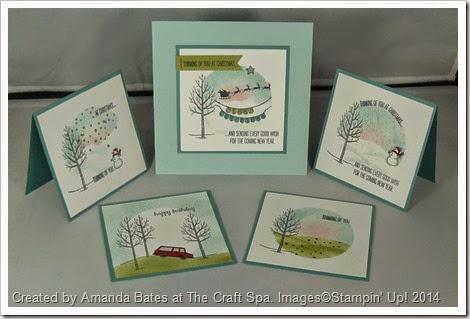White Christmas, Soft Sky, Mask & Sponge, Amanda Bates, The Craft Spa  (8)