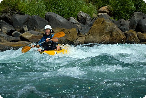 rafting, kayaking, sailing, Neuquen
