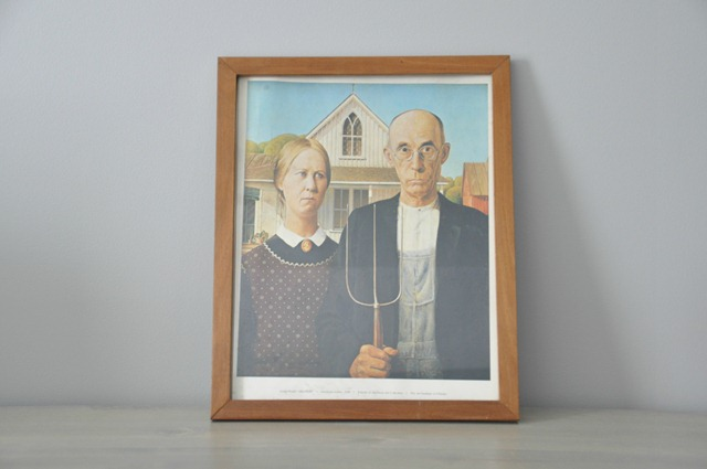 American Gothic Print