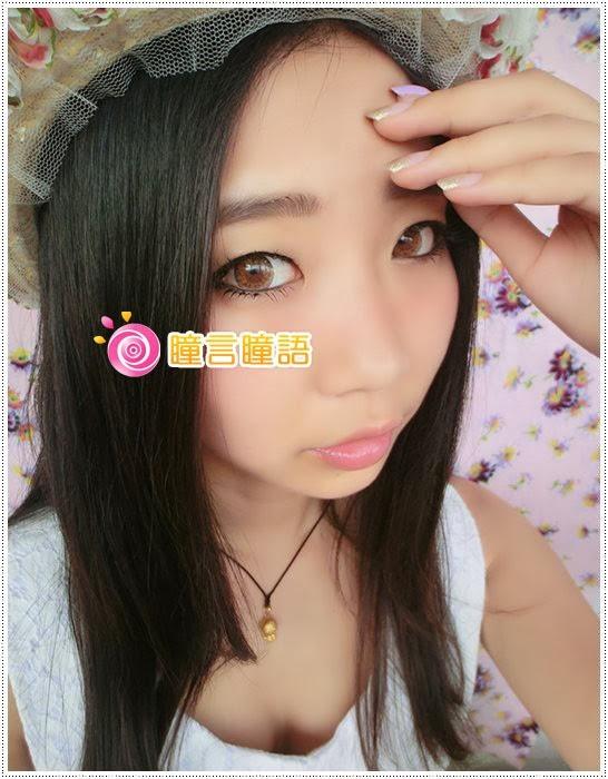 日本EOS隱形眼鏡-Baby Doll混血娃娃咖7