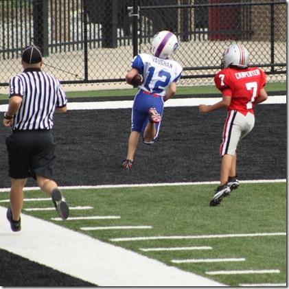 Logan  8-25-2011 touchdown