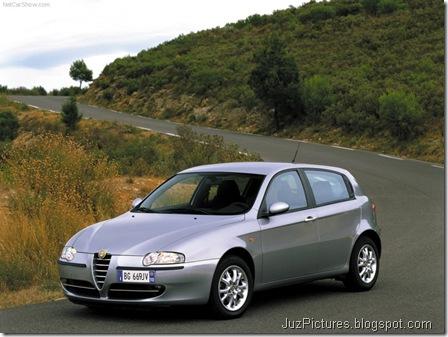 Alfa Romeo 147 JTD 16V (2002)1