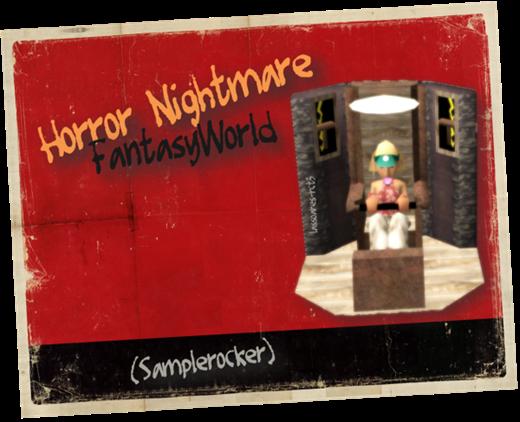 Horror Nightmare (Samplerocker) lassoares-rct3