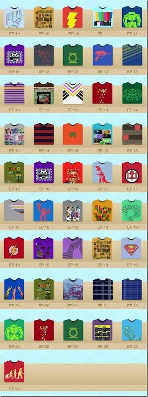 Camisetas de Sheldon Cooper (4)