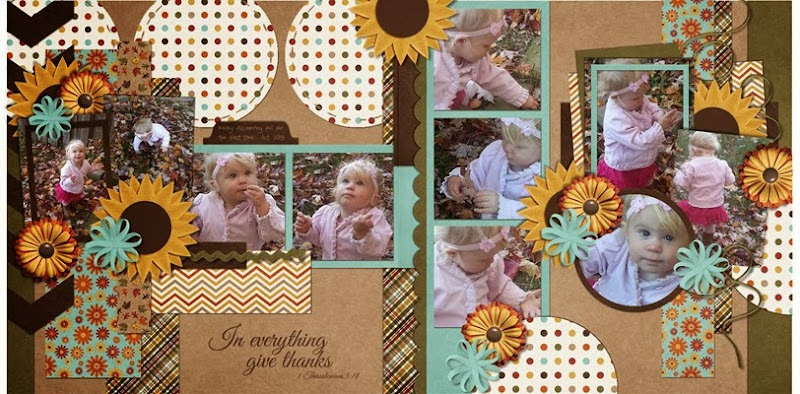 Jennifer- Leaving a Legacy Designs - Blessings - First Fall