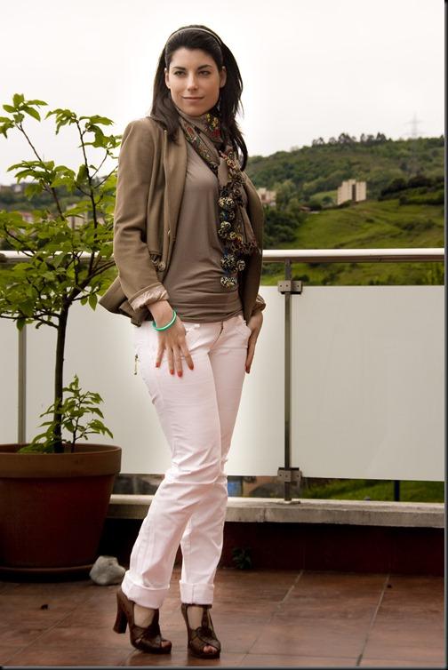Pantalon Blanco 01