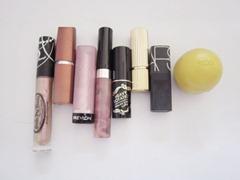 October lip products, bitsandtreats