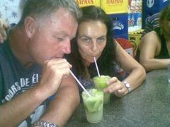 Patrick & Carilina & Caipirinha - Embalo Bar