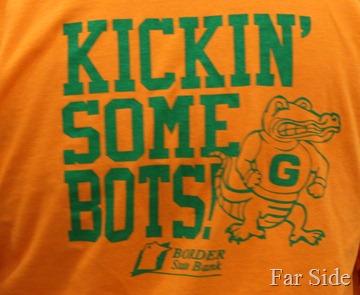 Kickin some bots