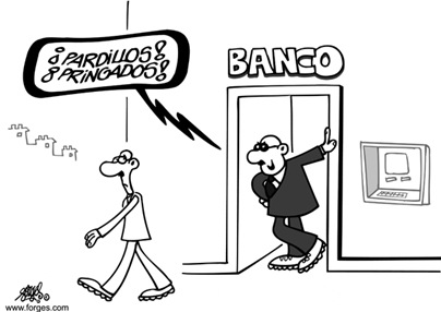 Bancos, Forges