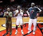 lebron james nba 121103 mia vs den 09 King James wears 5 Colorways of Nike LeBron X in 6 Games