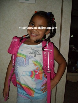 easy back to school style