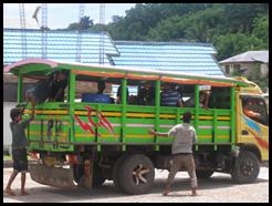 truk penumpang