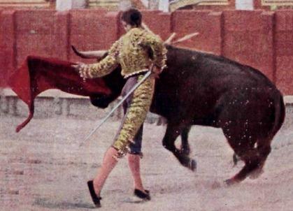1915-10-04 La Lidia portada Joselito Natural