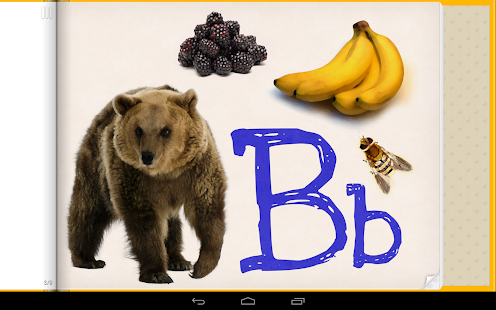 Learn ABC Sounds - Letters A-G - screenshot